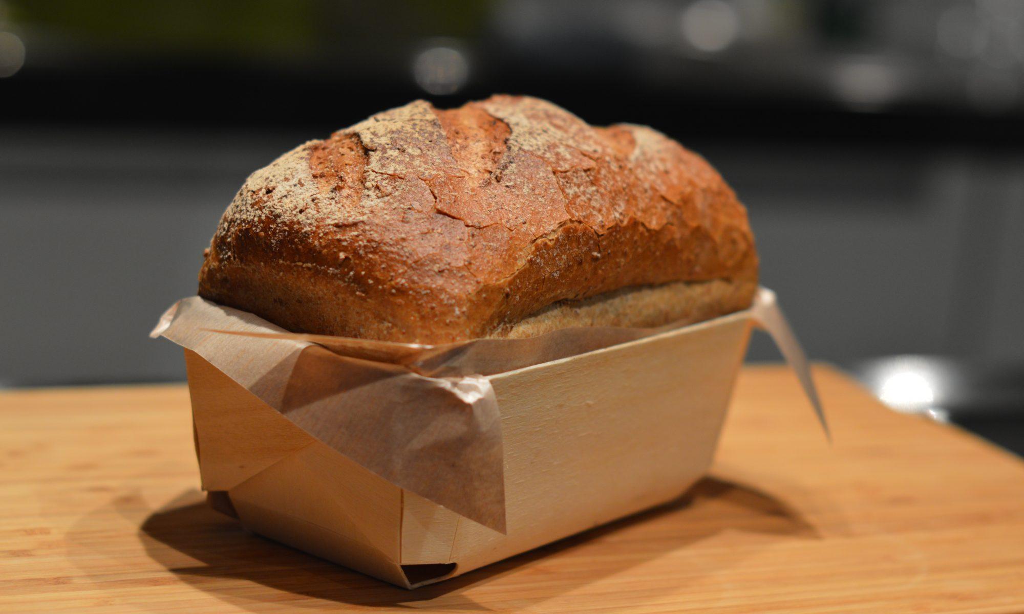 Huisbrood bruin